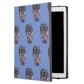 "Astronaut and american flag iPad pro 12.9"" case"