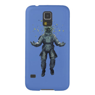 Astronaut and butterfly galaxy s5 covers