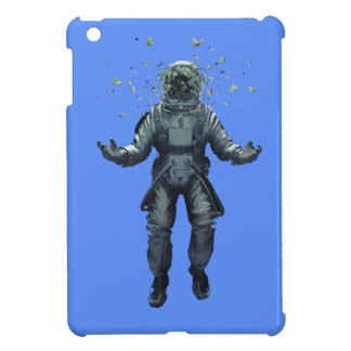 Astronaut and butterfly iPad mini covers