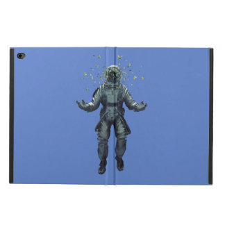 Astronaut and butterfly powis iPad air 2 case