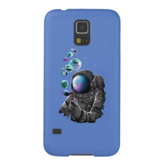 Astronaut and planets galaxy s5 cases
