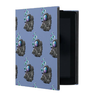 Astronaut and planets iPad folio case