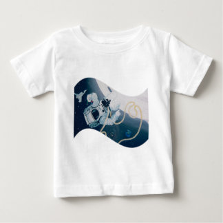 Astronaut Baby T-Shirt