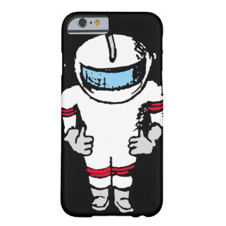 Astronaut Barely There iPhone 6 Case
