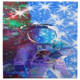 Astronaut Dimensions Napkin
