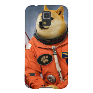 astronaut dog  - doge - shibe - doge memes galaxy s5 covers