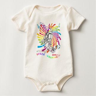 Astronaut EDM Baby Bodysuit