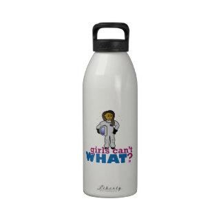 Astronaut Girls Water Bottle