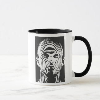 Astronaut Head Scan Mug