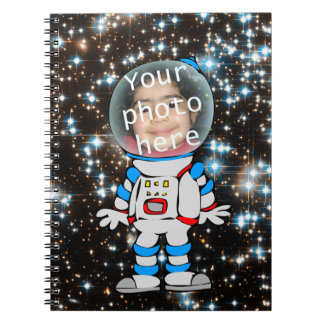 Astronaut in Training - Star Child Template Notebook