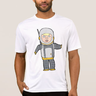 Astronaut Mens Active Tee