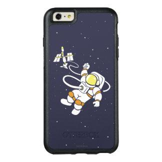 Astronaut OtterBox iPhone 6/6s Plus Case