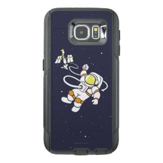 Astronaut OtterBox Samsung Galaxy S6 Case