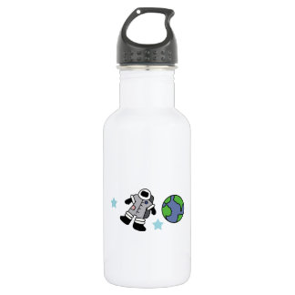 ASTRONAUT OUTER SPACE 532 ML WATER BOTTLE