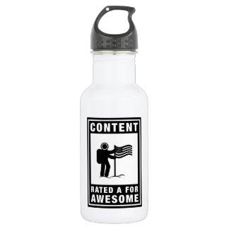 Astronaut 532 Ml Water Bottle
