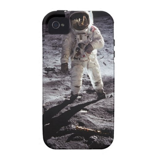 Astronaut Photography Vibe iPhone 4 Cover