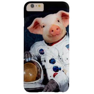 Astronaut pig - space astronaut barely there iPhone 6 plus case