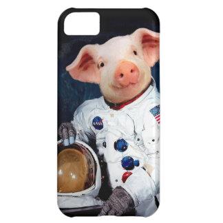Astronaut pig - space astronaut iPhone 5C case
