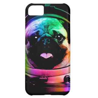 Astronaut pug - galaxy pug - pug space - pug art iPhone 5C case