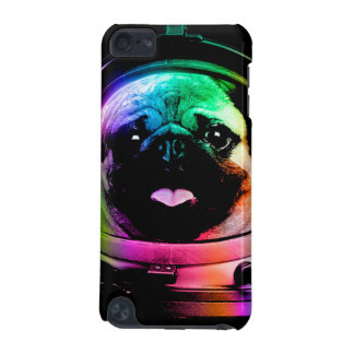 Astronaut pug - galaxy pug - pug space - pug art iPod touch 5G case