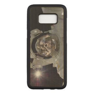 Astronaut selfie carved samsung galaxy s8 case
