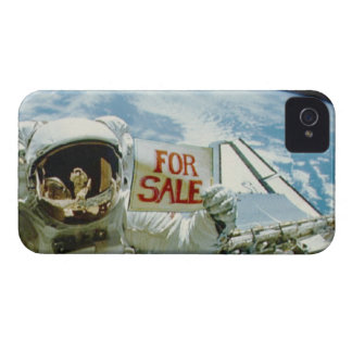 Astronaut Sells Earth iPhone 4 Case-Mate Cases