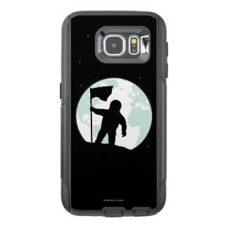 Astronaut Silhouette OtterBox Samsung Galaxy S6 Case