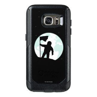 Astronaut Silhouette OtterBox Samsung Galaxy S7 Case