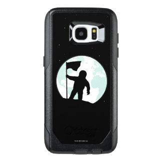 Astronaut Silhouette OtterBox Samsung Galaxy S7 Edge Case