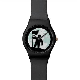 Astronaut Silhouette Watch
