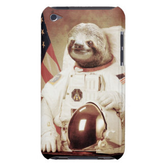 Astronaut Sloth iPod Case-Mate Cases
