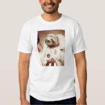 Astronaut Sloth Tee Shirts