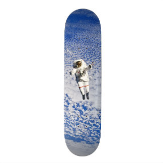 Astronaut Spacewalk Skate Boards