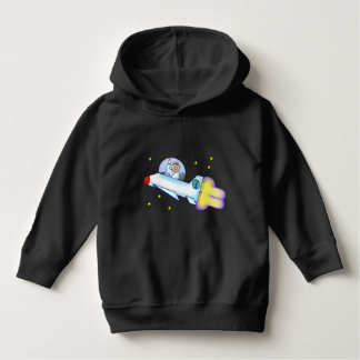 Astronaut Toddler Hoodie