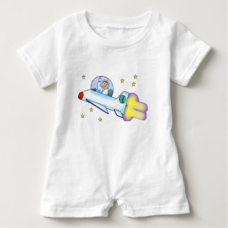 Astronaut Toddler Suit Baby Bodysuit
