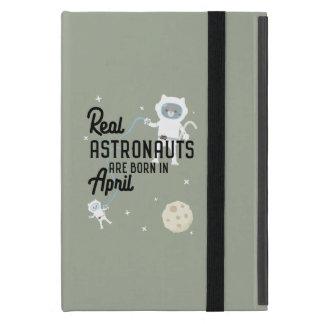 Astronauts are born in April Zg6v6 Case For iPad Mini