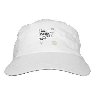 Astronauts are born in April Zg6v6 Hat