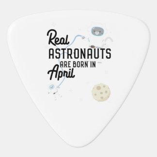 Astronauts are born in April Zg6v6 Plectrum