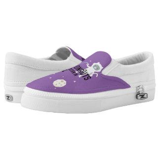 Astronauts are born in April Zg6v6 Slip-On Shoes