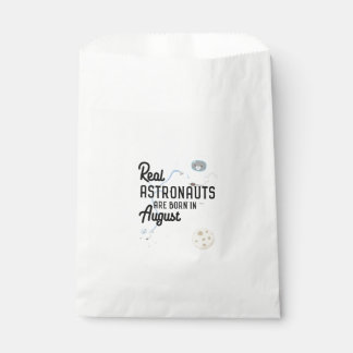 Astronauts are born in August Ztw1w Favour Bag