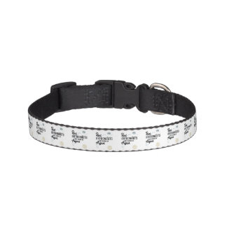 Astronauts are born in August Ztw1w Pet Collar