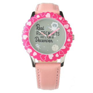 Astronauts are born in December Zcsl0 Watch