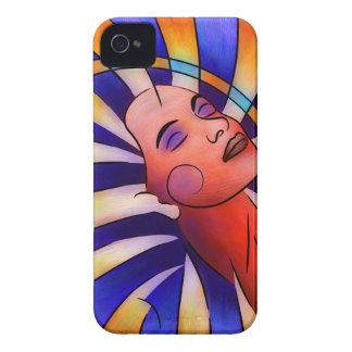 Astronella - beauty star iPhone 4 cover