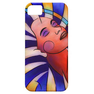 Astronella - beauty star iPhone 5 case