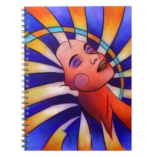 Astronella - beauty star notebooks
