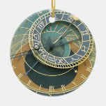 Astronomical Clock Christmas Tree Ornaments