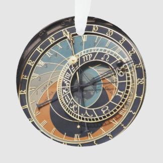 Astronomical Clock In Prague Ornament