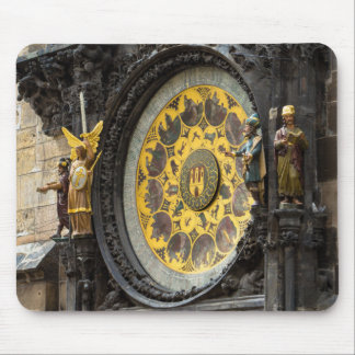 Astronomical Clock Mouse Pad