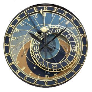 Astronomical Clock-Prague Orloj Large Clock