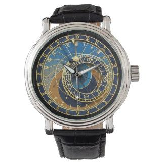 Astronomical Clock-Prague Orloj Wristwatch